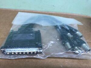 Matrox XMIO24/VID/CBL XMIO Breakout Cable FOR  Matrox XMIO Cards