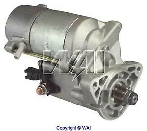 Reman CLASSIC TOYOTA TRUCK 12V 9T DENSO Starter by an Independent .SA Rebuilder