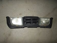 2000 Kawasaki Prairie 400 4X4 Left Right Front Head Light Grill Mount