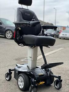 PRIDE JAZZY AIR 4mph ELEVATING ELECTRIC POWERCHAIR WHEELCHAIR SCOOTER