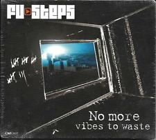 CD DIGIPACK 14 TITRES FU-STEPS NO MORE VIBES TO WASTE DE 2012 NEUF SCELLE