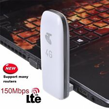 Wireless UNLOCKED Mobile Broadband USB Modem ZTE MF821 150Mbps LTE 4G 3G Dongle