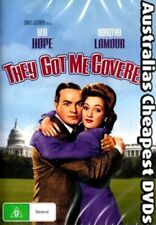 They Got Me Covered DVD NEW, FREE POSTAGE WITHIN AUSTRALIA REGION ALL