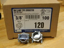 Topaz 120 NM Clamp Type Connector (box of 100)