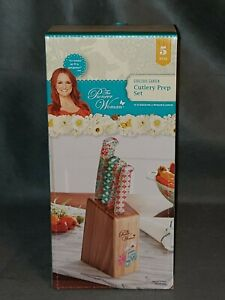 The Pioneer Woman Gorgeous Garden Cutlery Prep Set 5 Pieces- NEW