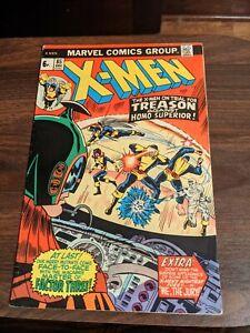 Uncanny X-Men #85/Decent copy!