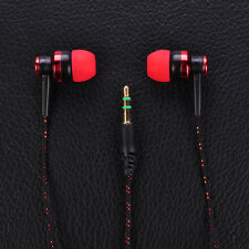5 Colors Stereo In-Ear Earphone Headphone Headset Earbuds 3.5mm For Cell Phones