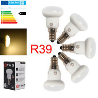 10x 3W=R39 6W=R50 8W=R63 10W=R80 Bombilla LED E14(SES) E27(ES) Reflector Lámpara