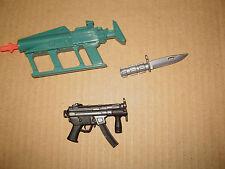 Gi Joe12 inch 1/6 action figure weapons lot
