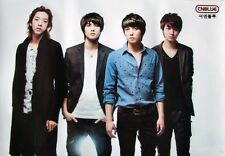 "CN BLUE ""BAND WITH BRIGHT LIGHT"" POSTER - KOREAN BOY BAND, K-POP MUSIC, CNBLUE"