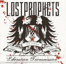LOSTPROPHETS - Liberation Transmission (UK 12 Tk CD Album)