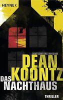 Das Nachthaus von Dean Koontz (Taschenbuch, Mangelexemplar)