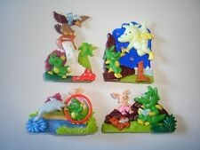 KINDER SURPRISE SET - 3D PUZZLE TABALUGA DRAGON SOMMER 2000 - TOYS COLLECTIBLES