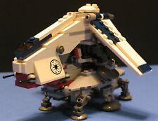 LEGO® brick STAR WARS™ MINI Republic DROPSHIP & AT TE Custom Set + Instructions