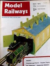 Model Railways May 1974 - Drawing LNER CLASSES D10 -Tr.20