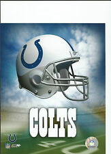 INDIANAPOLIS COLTS LOGO NFL 8X10 PICTURE PHOTO
