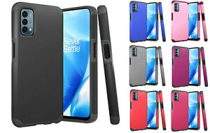 for OnePlus Nord N200 5G DE2117 DE2118 ShockProof Hybrid Case Phone Cover