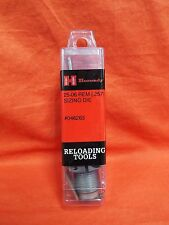 HORNADY Reloading Tools 25-06 Remington (.257) Sizing Die #046263