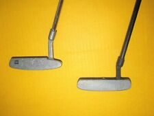 Golf putter lot of 2 Old Faithful Wilson Rookie Tour green country club Rawlings
