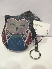 Vera Bradley Owl Collapsible Tote Color Night Sky 23744-m05