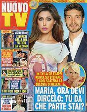 Nuovo Tv 2016 43#Belen Rodriguez & Stefano De Martino,Miriam Leone,Asia Argento