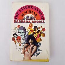 The Entertainment Machine Barbara Angell HC DJ 1st Edition 1970 Collectable Rare