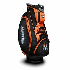 NEW Team Golf MLB Miami Marlins Victory Cart Bag