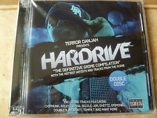 Terror Danjah - Hardrive The Grime Compliation 2009 CHIPMUNK WILEY LETHAL BIZZLE
