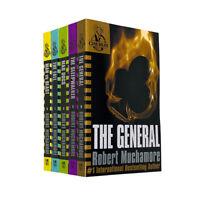 Cherub Series 2 Collection Robert Muchamore 5 Books Set Man vs Beast The General