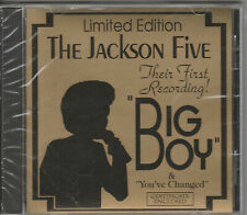 michael jackson & J five big boy limited edition maxi CD USA new SEALED!!!