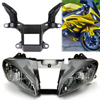 Front Headlight Housing / Upper Fairing Stay Bracket For Yamaha YZF R6 2008-2016