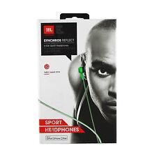 JBL Synchros Reflect In-Ear Sport-Kopfhörer grün - NEUWARE -