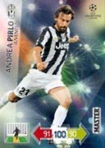 Adrenalyn XL Champions League 2012/2013 Andrea Pirlo 12/13 Master