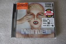 Katy Perry - Witness CD PL Polish release New Sealed WORLDWIDE SHIPPING