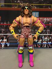 WWE Wrestling Mattel Elite Series 26 The Ultimate Warrior Figure Flashback