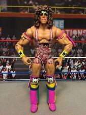 WWE Wrestling Mattel Elite Series 26 The Ultimate Warrior Figure Flashback