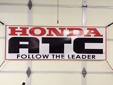 Honda ATC Dealer Promo Banner Three 3 Wheeler 250r 350x 200x version 1