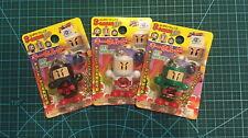 NEW! TAKARA B-Daman Bomberman Jr Action Figure Key Chain Figure Toy