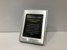 Placa Display Plaque BREITLING - Avenger II GMT - For Watches Relojes - Spanish