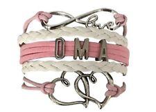 Oma Bracelet, Oma Jewelry, Pink Grandma Jewelry Makes Great Grandma Gifts