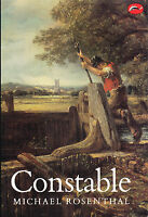 CONSTABLE  by  MICHAEL ROSENTHAL (191 ILLUSTRATIONS, WORLD OF ART SERIES)