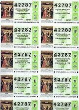 España Loteria Nacional Navidad año 1994 (BP-826)