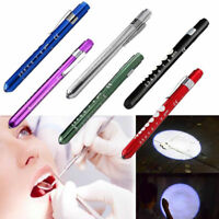AAA Medical First Aid LED Pocket Pen Light Flashlight Torch EMT Emergency NEW