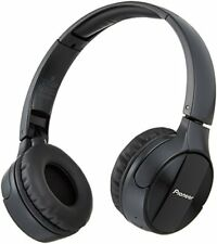 Pioneer On-ear Casque Bluetooth Se-mj553bt-k Noir