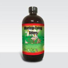 Moringa Living Bitters Original Seal on the Label Detox Energy Health Organic