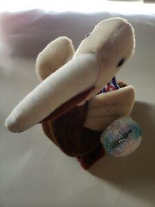 Coca Cola Bean Bag Plush Can Can the Pelican