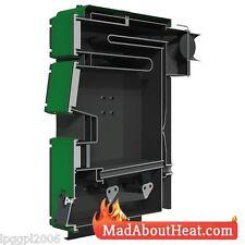 Twb 20 kw chaudière à combustible multi log charbon arbustes déchets de bois carton brûleur