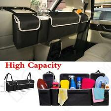 90cm Car Trunk Organizer Car Interior Accessory Back Seat Storage Box Bag Oxford
