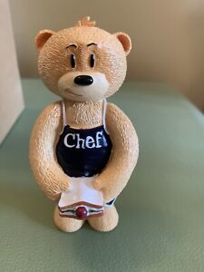 Bad Taste Bears - Frank, The Chef, with the Extra Special Frankfurter Sandwich!.