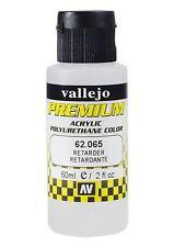 Val62065 Premium colore 60ml rallentatore pennello / aerografo Vallejo VERNICE